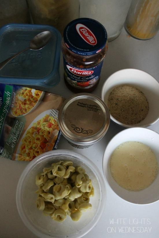 Fried Tortellini 1