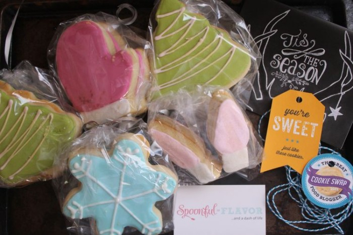 Royal Iced Sugar Cookies from www.spoonfulofflavor.com