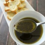 Pesto Dipping Oil