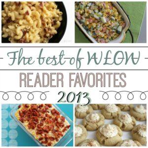 Reader's Faves 2013