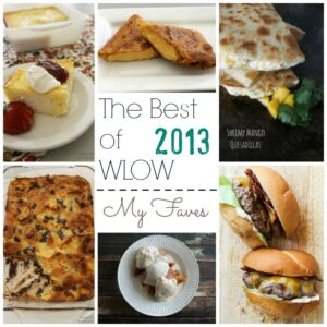 The Best of White Lights on Wednesday 2013  Julie's Favorite Recipes