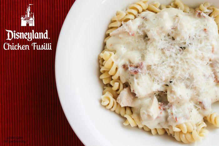 Chicken Fusilli 2