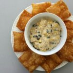 Southwest Egg Roll Dip