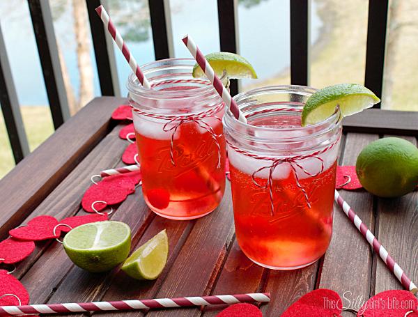 Cherry Limeade Cocoktails