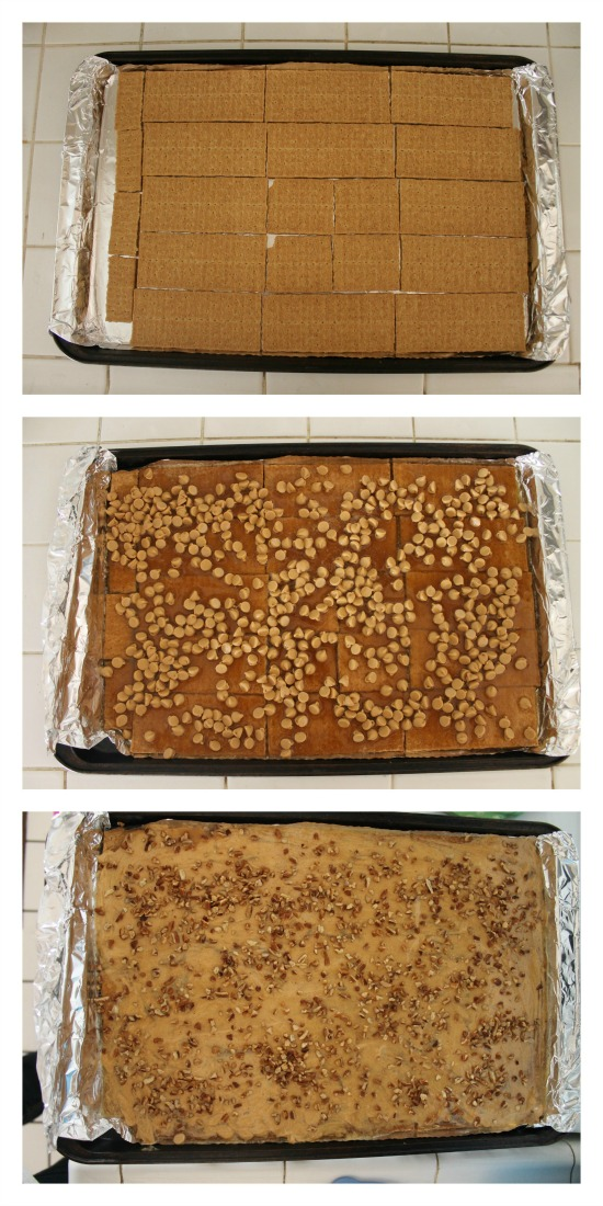 Steps to Make Peanut Butter Crack from www.whitelightsonwednesday.com