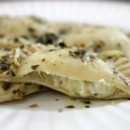 Three Cheese Ravioli