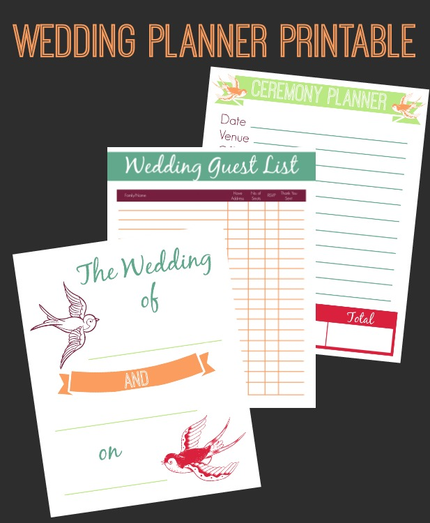 Learning With Regard To A Wedding Planner