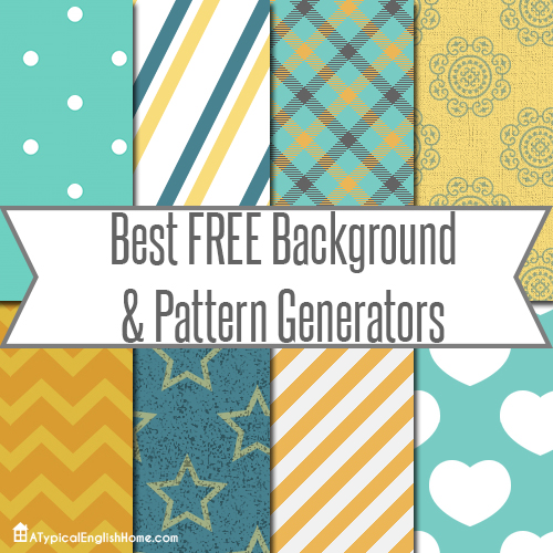 BestFreePatternGenerators