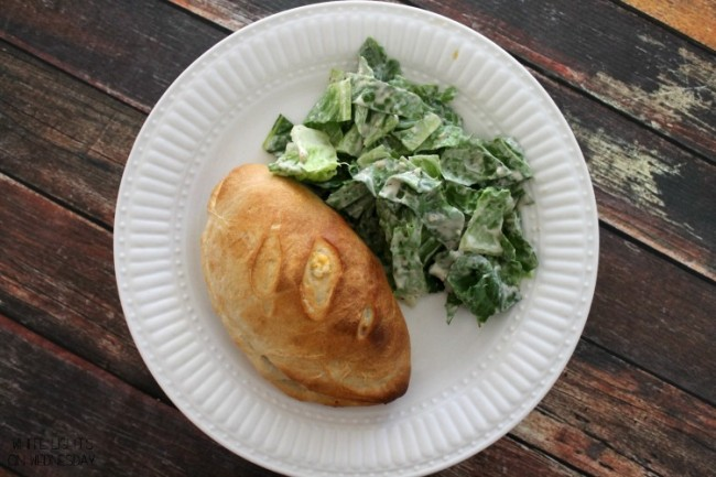 Hatch Chile Popper Calzones  #‎15MinuteSuppers‬