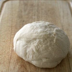Homemade Pizza Dough FEAT