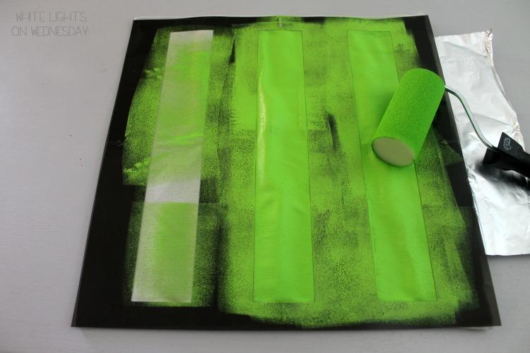 Easy DIY Striped Pillowcase #tulipforyourhome