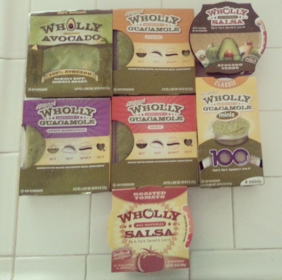 Wholly Guac #15MinuteSuppers #OMGuac