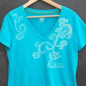 Bleach Pen T-Shirt FEAT