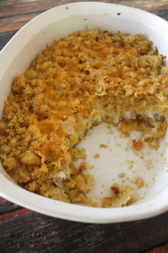 Cornbread Chicken Casserole Recipe — Dishmaps