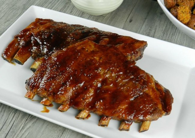 Guinness Barbecue Ribs