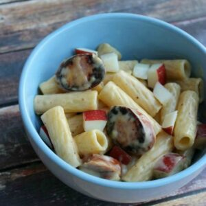 Kielbasa & Apple Rigatoni FEAT