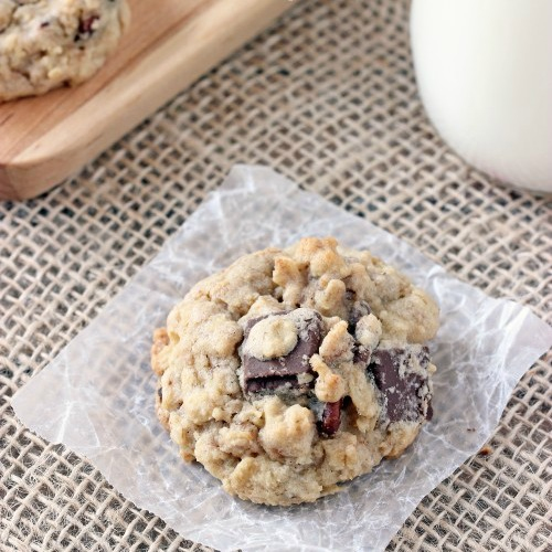Mega Chocolate Chip Cookies