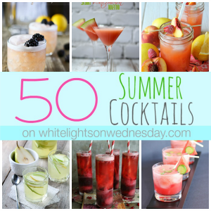 50 Summer Cocktails SQUARE