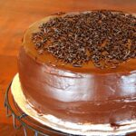 Four-Layer Chocolate Cake