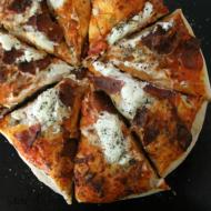 Pizza alla Vokda