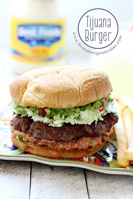 Tijuana Burger