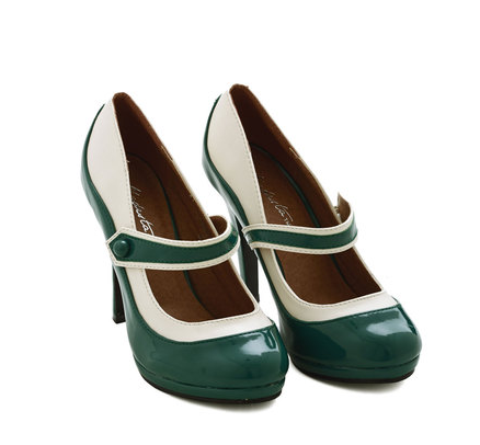 s'marvelous heel in evergreen