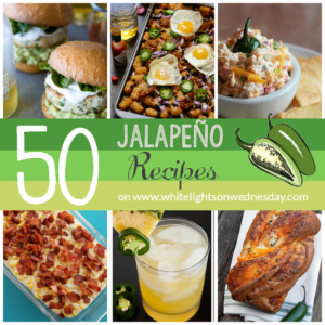 50 Jalapeno Recipes SQAURE
