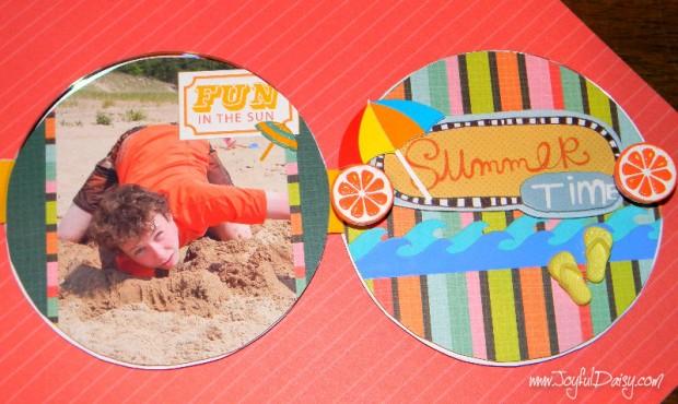 CD Album pages 3