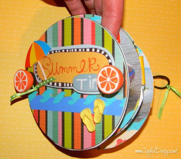 CD Mini book