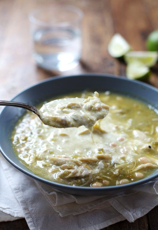 Jalapeño Lime Chicken Soup