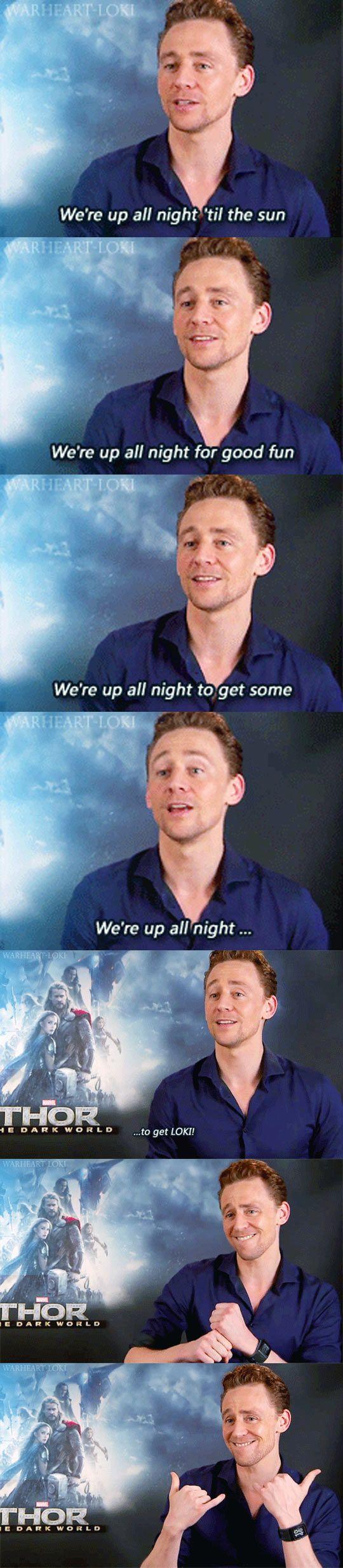 To Get Loki
