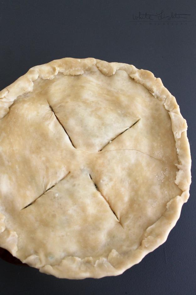 Chicken Carbonara Pot Pie 4