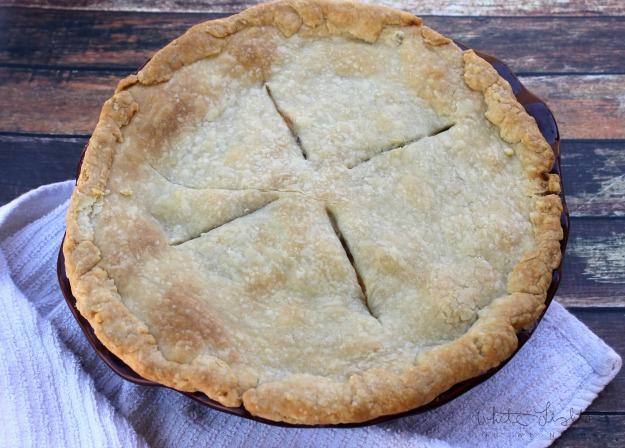 Chicken Carbonara Pot Pie 5