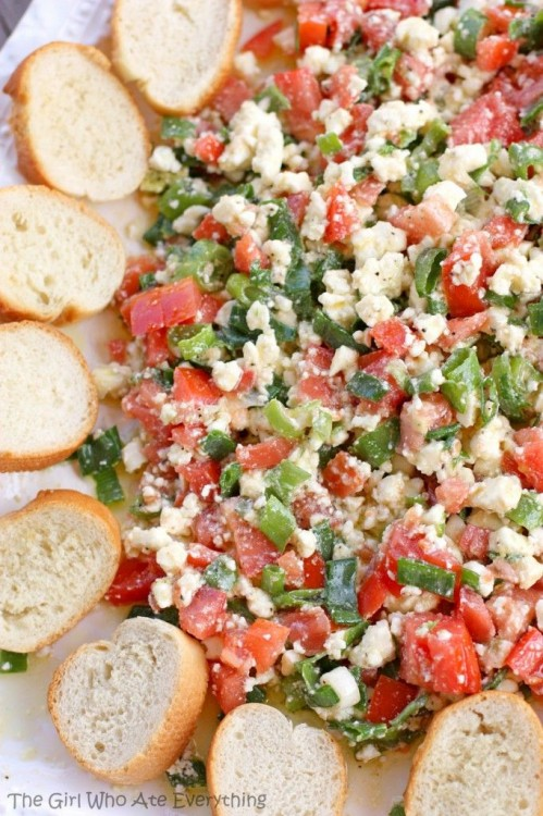 50 Delicious Dips: Easy Feta Dip