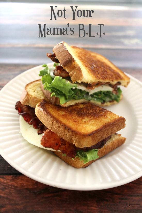 Not Your Mama's BLT 3.1