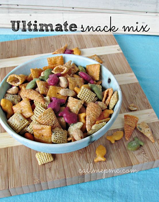 Ultimate Snack Mix