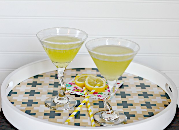 lemon drop martini 2
