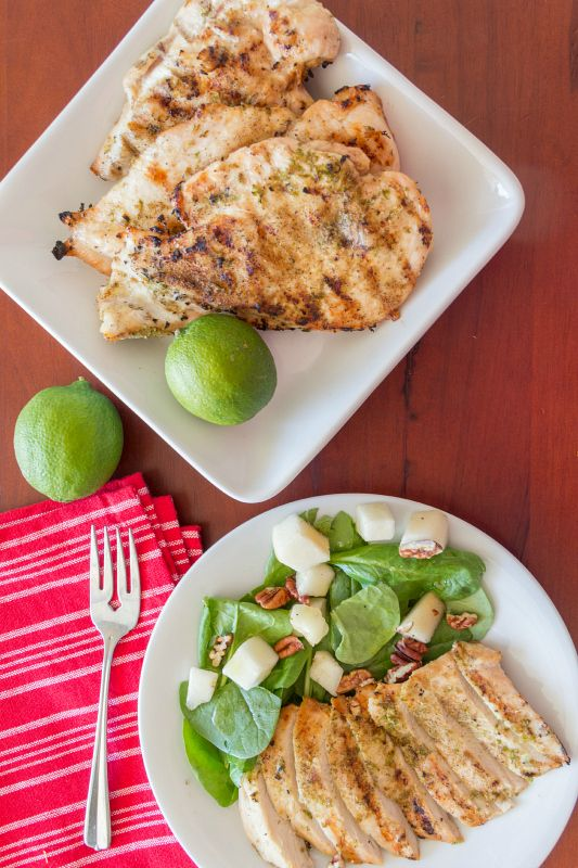 Cumin Lime Chicken