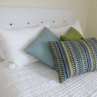 Make Your Own Tufted Headboard