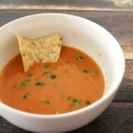 3-Ingredient Spicy Cheese Dip