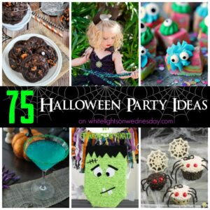 75 Halloween Party Ideas SQUARE