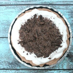 French Silk Pie FEAT