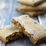 Pumpkin Graham Crackers