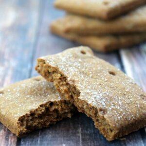 Pumpkin Graham Crackers SQUARE