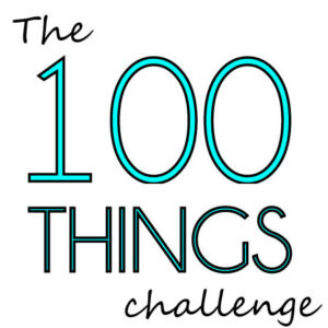 100-things-challenge