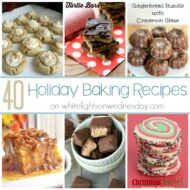 40 Holiday Baking Recipes