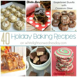 40 Holiday Baking Recipes WLOW