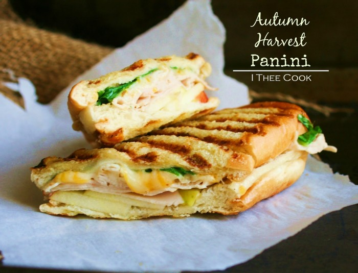 Autumn Harvest Pannini