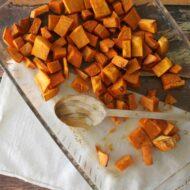 Simply Roasted Sweet Potatoes
