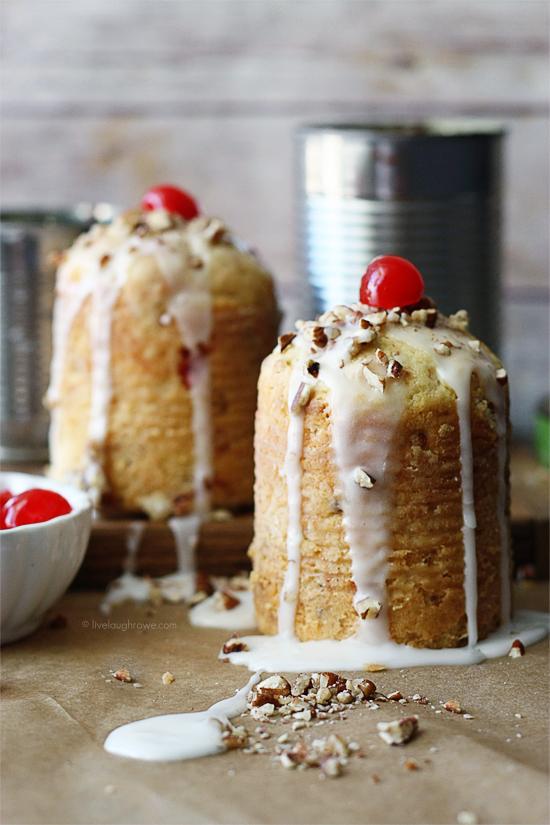 Holiday Gift Cake Recipe